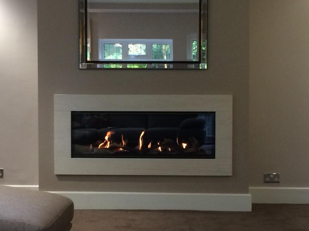 fitted stone fire places in surrey eco fires and stoves