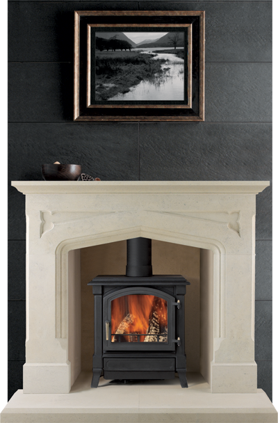 Buying a fireplace in Farnham