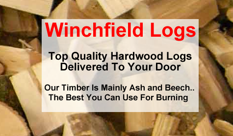 Buy Logs Hampshire