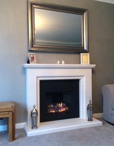 Fireplace Surround Showroom Hampshire